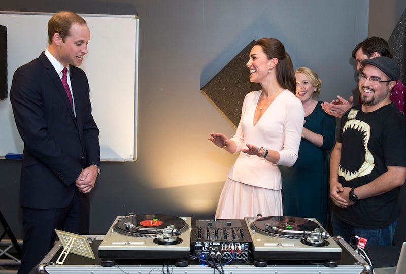 How Will and Kate React to Pursuits Enjoyed by Today's Youth