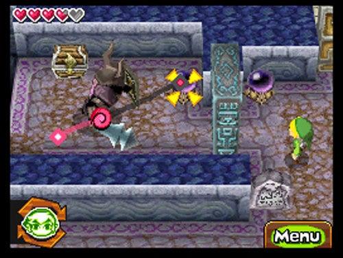 Frankenreview: The Legend Of Zelda: Spirit Tracks