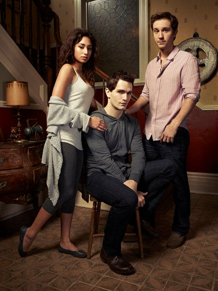 Being Human Cast Pictures