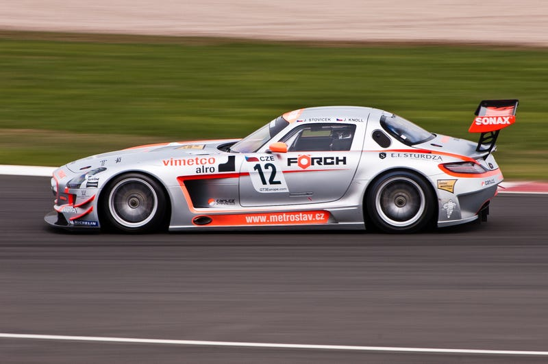 Muscle Milk Racing Looks To GT For 2014, These Are His Options