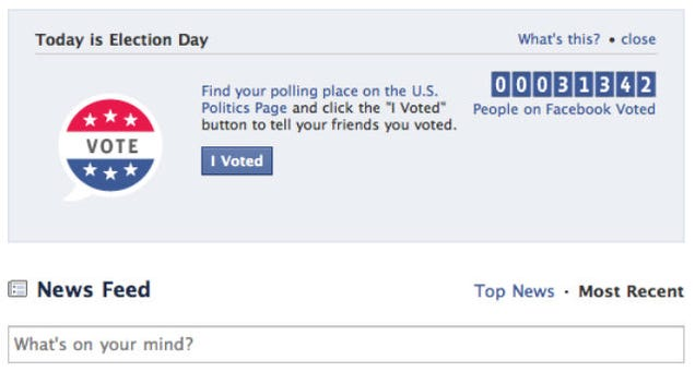 Facebook S History Of Experiments That Try To Make You Vote