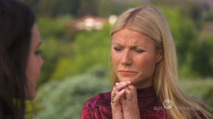 Gwyneth and Tracy Anderson's New Series Is All About Concern Faces