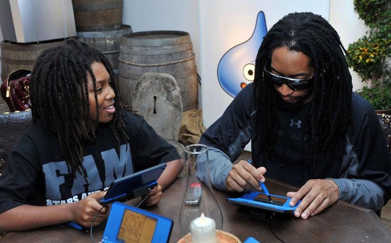 What? Lil Jon's A Dragon Quest Fan? Yeeeyeah!