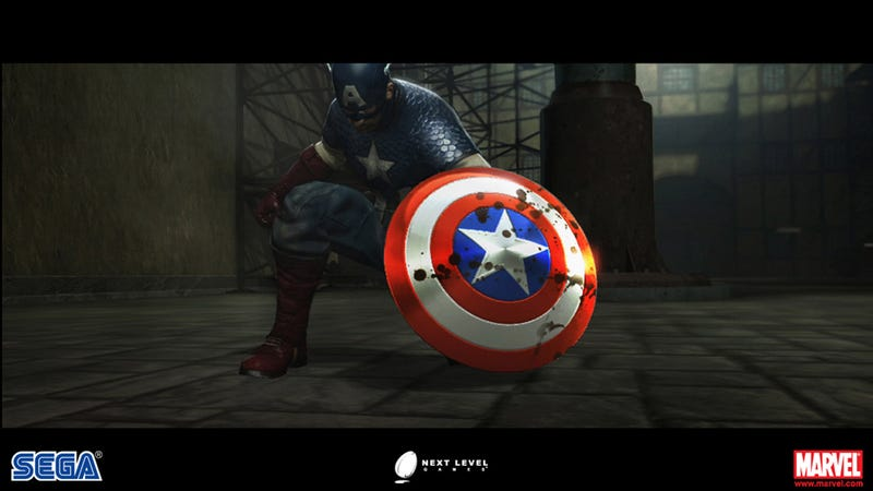 Captain America Meets Castle Wolfenstein In Super Soldier
