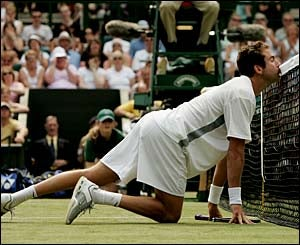 Justin Gimelstob: Tennis Shlub, Sound Bite Provocateur