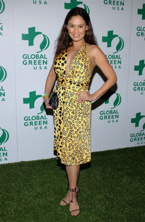When Stars Go Green, Fashion Suffers