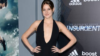 Shailene Woodley Eats Bugs On the Regular, Says It's The Future