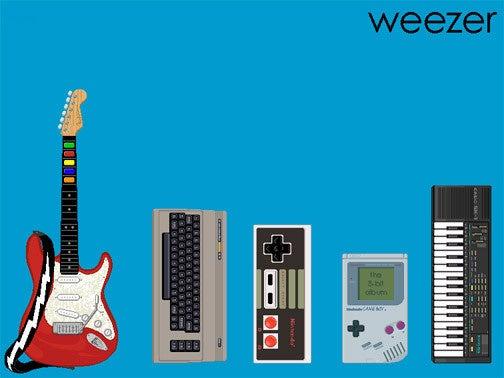 Chiptune's Finest Celebrate Weezer