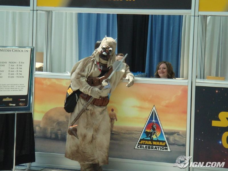 Star Wars Celebration IV Gallery