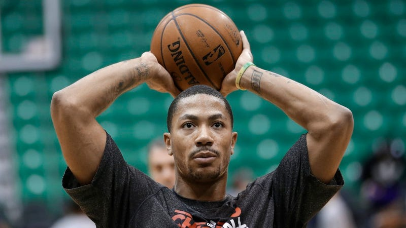 The Chicago Media Are A Little Pissy Because Derrick Rose Gave His First Interview To USA Today