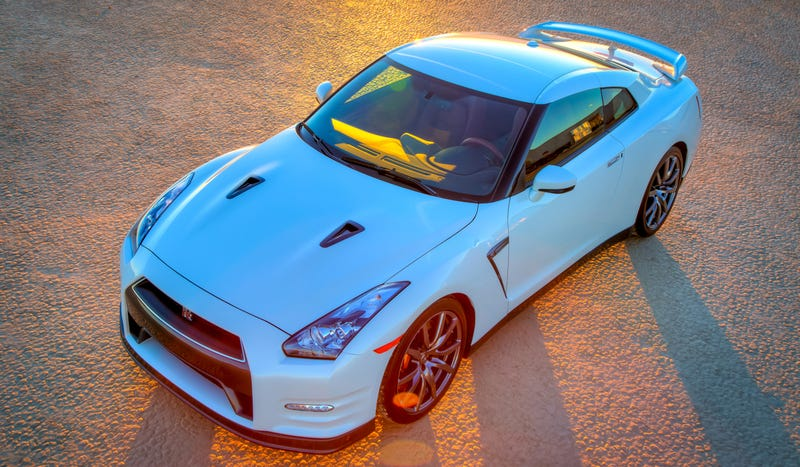 The $99,950 2014 Nissan GT-R Is No Longer A Bargain