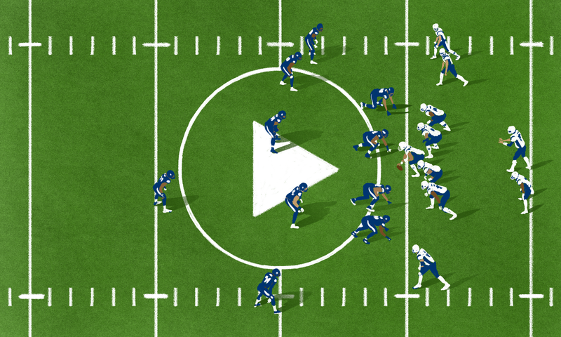 How to Stream Live NFL Football Games This Season