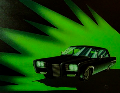 DeLoreans, Light Cycles and Landspeeders: Gorgeous Fan Art of Science Fiction's Coolest Rides