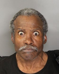 Sacramento Man Arrested For Jumping On Top Of Police Car Produces Spectacular Mugshot