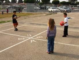 Four Square: The Sport That Made Our Nation Great