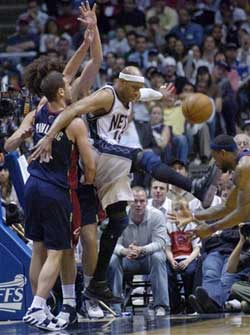 Vince Carter Reveals Himself Again
