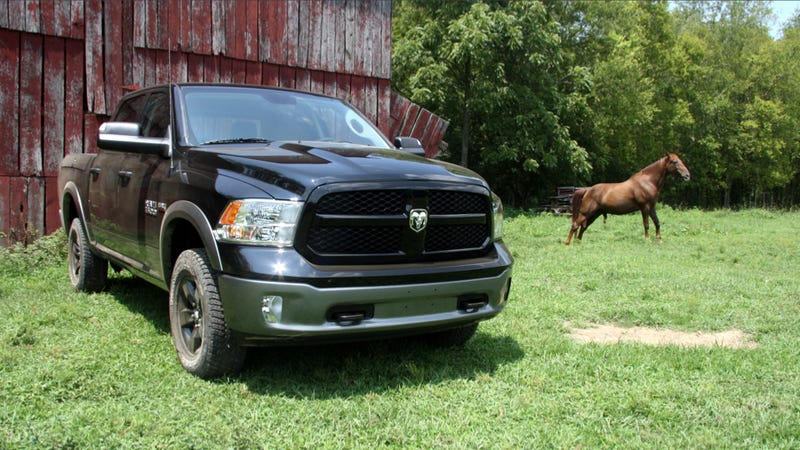 2013 Ram 1500: The Jalopnik Truck Review