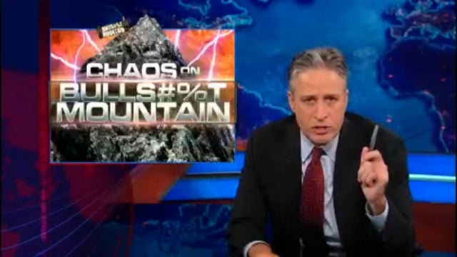 ICYMI: Jon Stewart Destroys Fox News for Trying to Help Mitt Romney Spin His Plutocratic '47 Percent' Remark