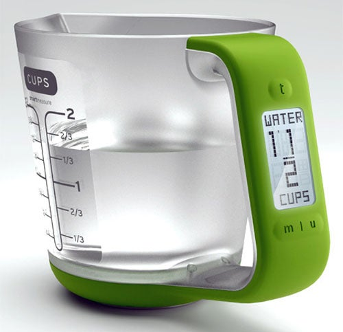 The Smart Measure Cup, From Concept to Final Product