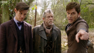 Steven Moffat Feels Guilty For Changing <i>Doctor Who</i>'s Time War