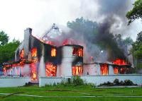 Hey, Kirk Herbstreit's House Is On Fire!