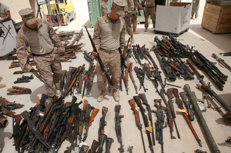 U.S. Successfully Exports its Second Amendment Values to Afghanistan
