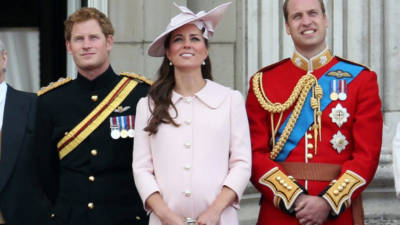 Royal Baby's Birth Announcement Gonna Be Real Cool and Classy