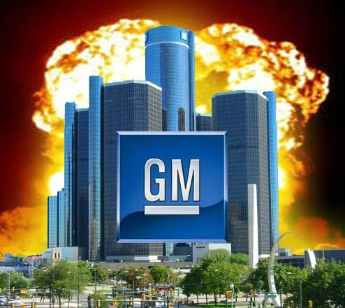 GM-Chrysler Merger Talks Suspended, Hummer And AC Delco Still For Sale