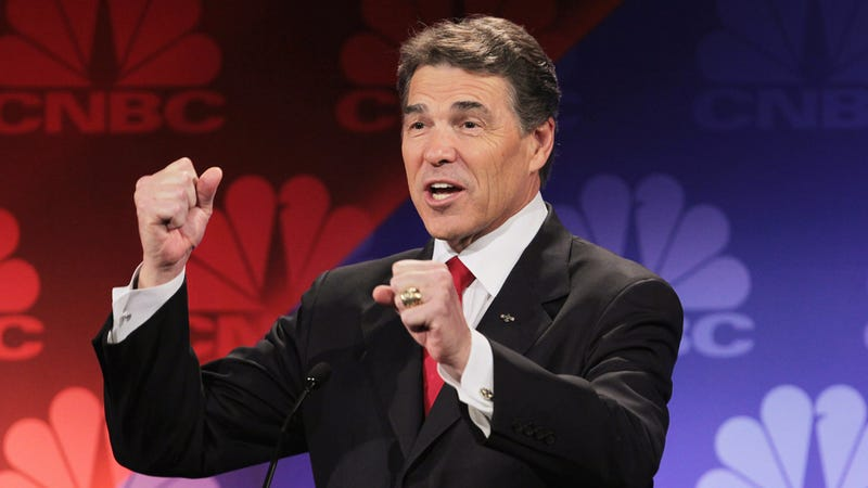 Rick Perry's Good Government Plan: Throw the Bums in Jail!