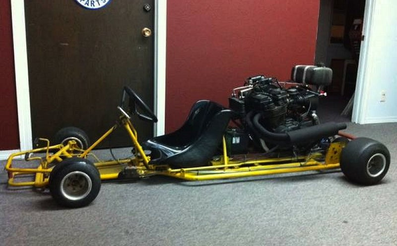 For $1,750, Put the Kart Before The Horsepower