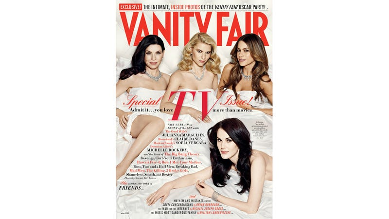 Once Again, Vanity Fair Keeps Black People Off the Cover