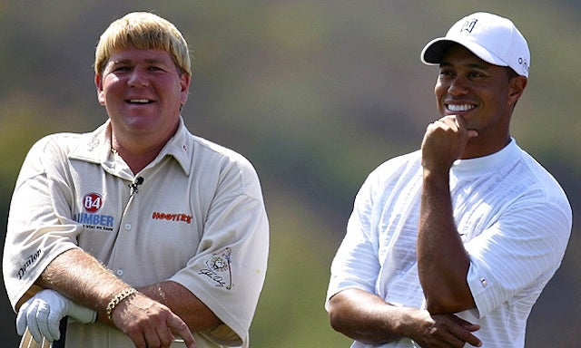 John Daly, Marriage Expert, Thinks Tiger Wasn't Getting Enough Sex In His