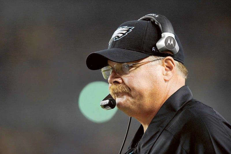 Andy Reid Has Lost Philadelphia
