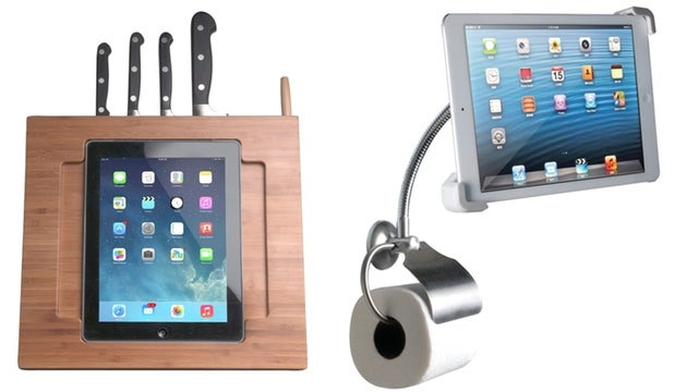 Deals: Stream Everything, Tablets in the Kitchen, External USB Charger