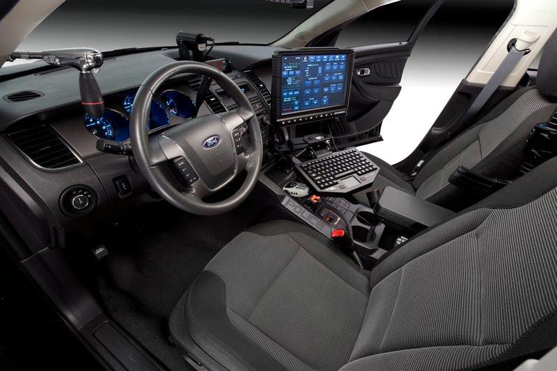 2012 Ford Police Interceptor: Gallery