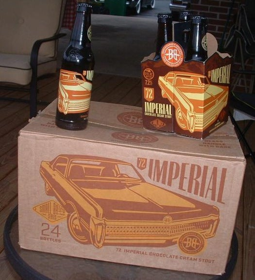 What is Your Favorite Automotive-Themed Beer?