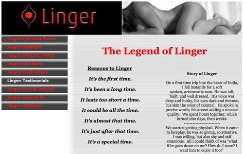 Linger Vagina Mints: Regular Mints Meet Tasteless Marketing Campaign