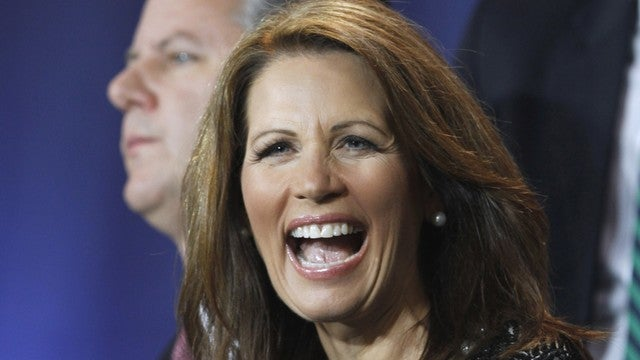 Michele Bachmann Claims China Blinding US Satellites With Science