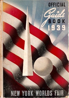 Official Guide Book: 1939 World's Fair