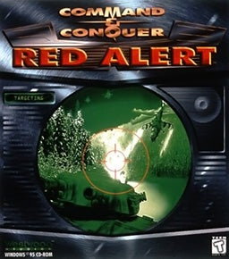 Celebrate C&C's Birthday With Free Red Alert