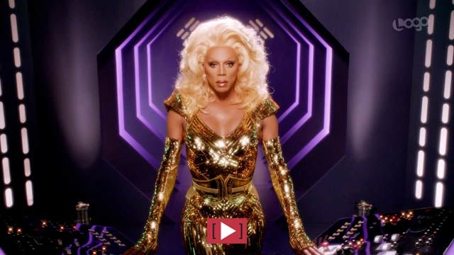 RuPaul's Drag Race Returns With Queens In Space