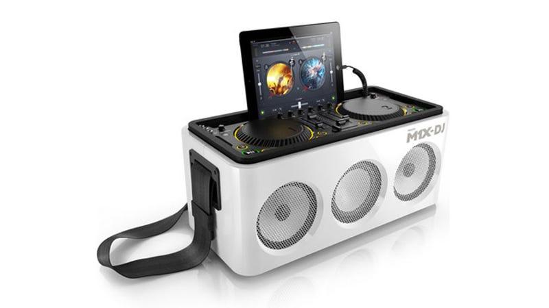 A Portable Sound System For Next Gen Itinerant DJs