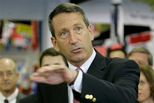 Mark Sanford: A Very Strange Man