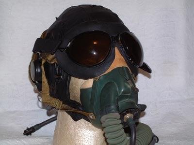 Fighter Pilot Helmet Gallery