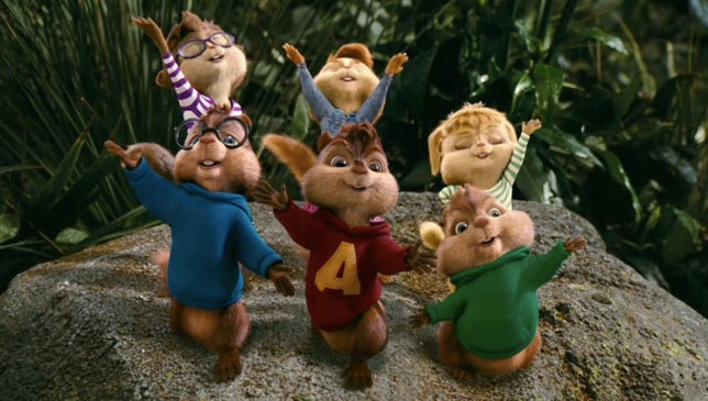 The exact formula for writing Alvin and the Chipmunks: Chip-Wrecked