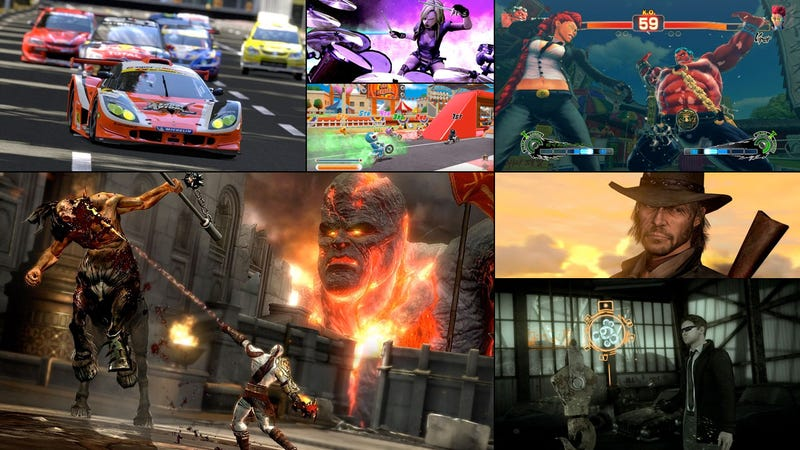 Kotaku's 2010 PlayStation 3 Gift Guide