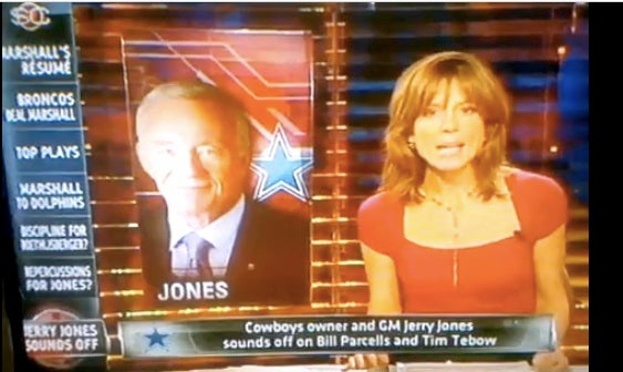 The Jerry Jones Video Wrap-Up