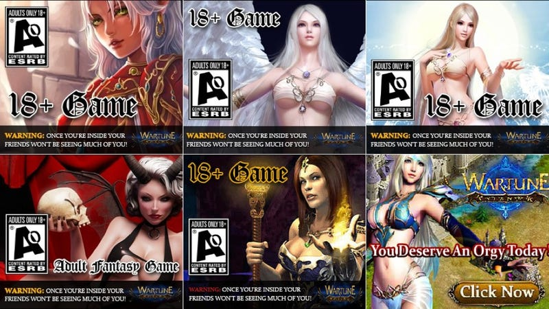 ESRB Tells Browser Game to Quit Bragging That It Was Rated AO