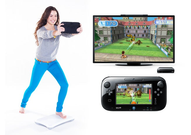 It's Time for Pictures of People Looking Like Idiots Playing the Wii U