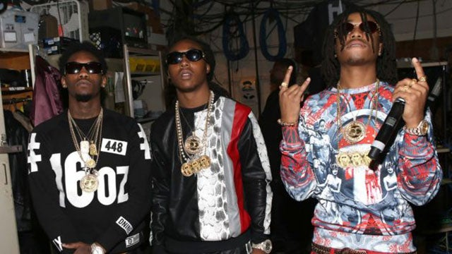 Migos Has a Thing for Broccoli, And Here Is the Proof
